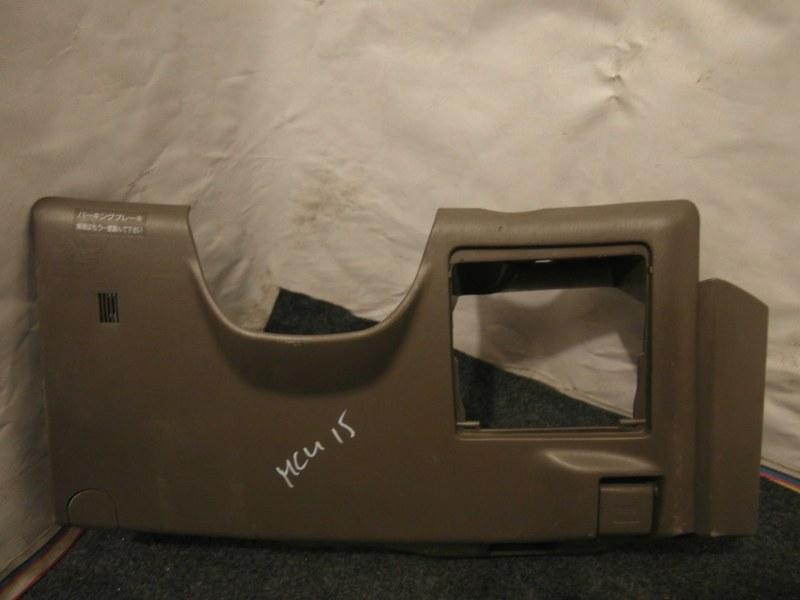 Накладка на торпеду Toyota Harrier MCU15