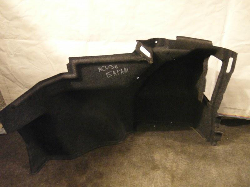 Обшивка багажника Toyota Camry ACV30 2AZ 2003 правая