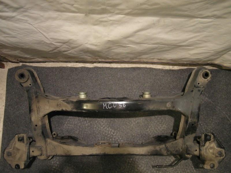 Балка подвески Toyota Harrier ACU30 1MZ задняя
