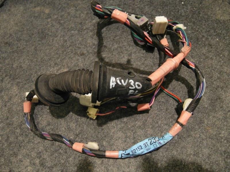 Электропроводка Toyota Camry ACV30 2AZ 2003 передняя левая