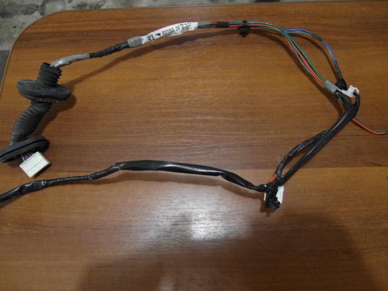 Электропроводка Toyota Camry ACV30 2AZ 2003 задняя правая