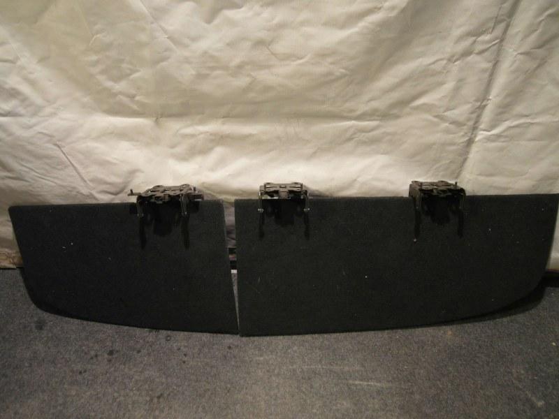 Обшивка багажника Toyota Harrier ACU30