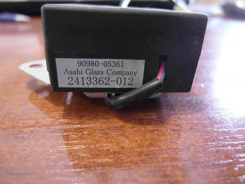 Радиоприемник Toyota Camry ACV30 2AZ 2003