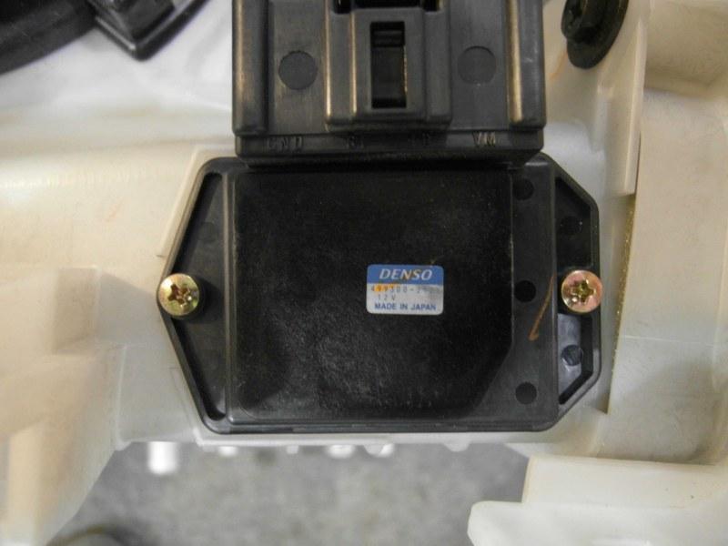 Реостат Toyota Camry ACV30 2AZ 2003