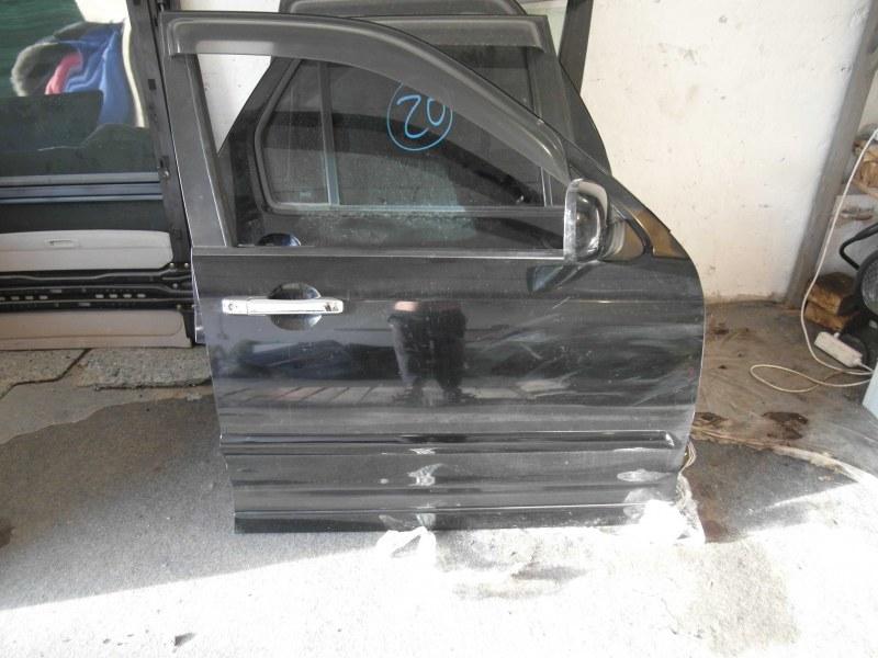 Стекло двери Honda Crv RD7 переднее правое