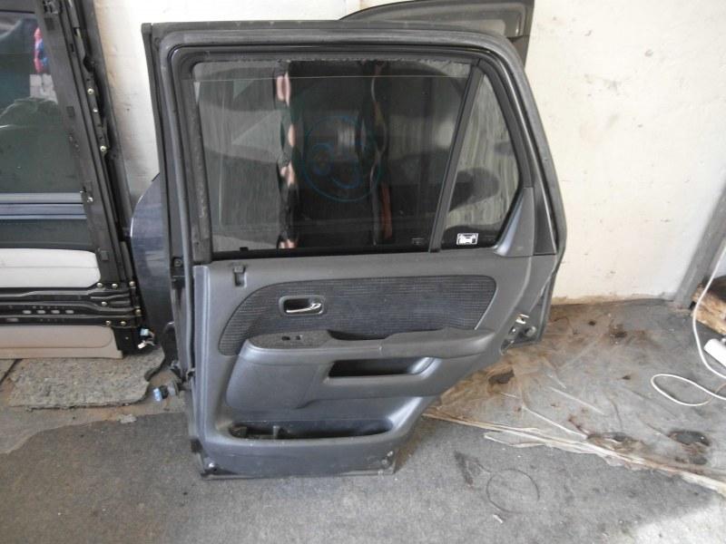 Кнопка стеклоподъемника Honda Crv RD7 задняя правая