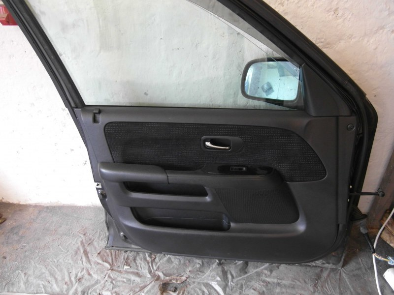 Ручка двери внутренняя Honda Crv RD7 передняя левая