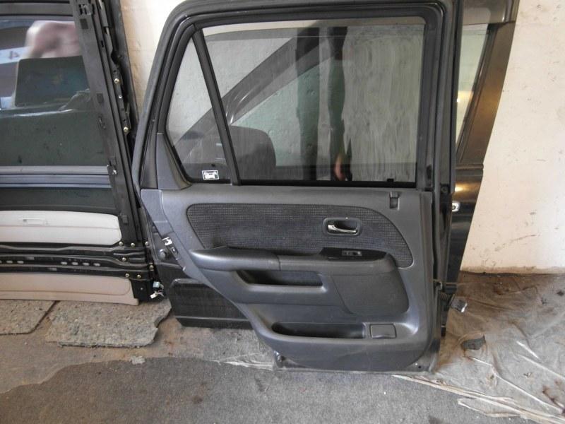 Ручка двери внутренняя Honda Crv RD7 задняя левая
