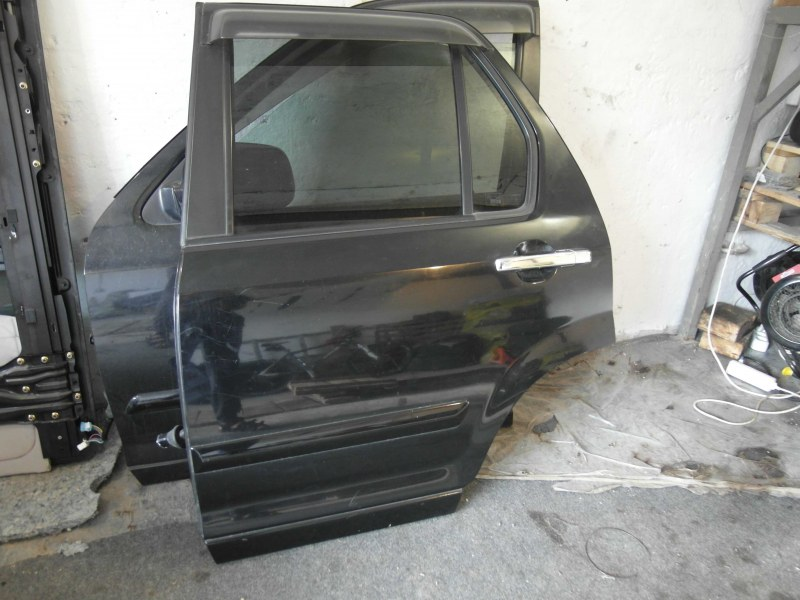 Стеклоподъемник Honda Crv RD7 задний левый