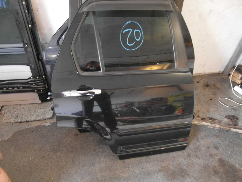 Замок двери Honda Crv RD7 задний правый