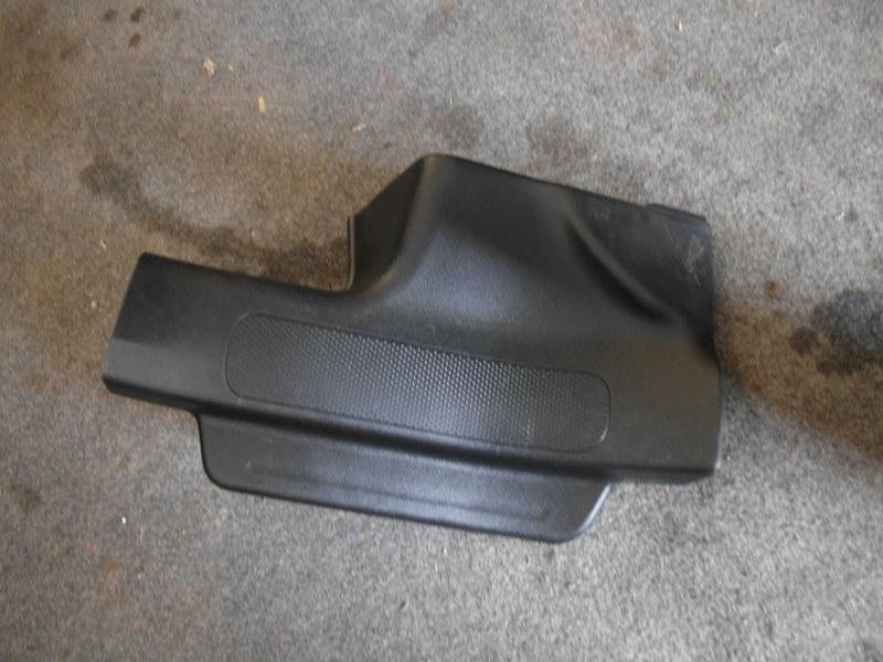 Накладка на порог Honda Crv RD7 K24A задняя левая