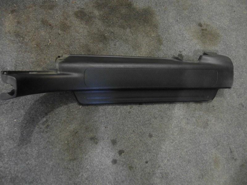 Накладка на порог Honda Crv RD7 передняя левая