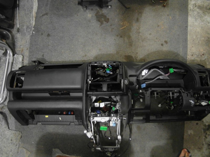 Торпеда Honda Crv RD7
