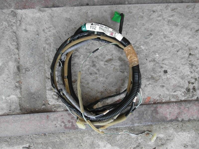 Электропроводка Honda Crv RD7