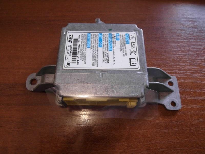 Блок управления airbag Honda Crv RD7