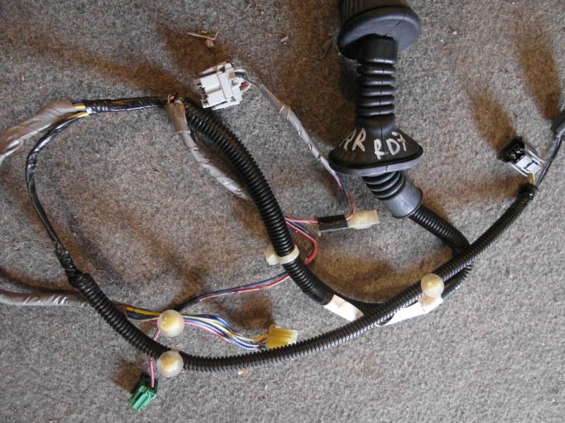 Электропроводка Honda Crv RD7 задняя правая