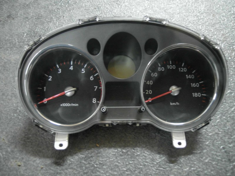 Панель приборов Nissan X-Trail TNT31 QR25DE 2007