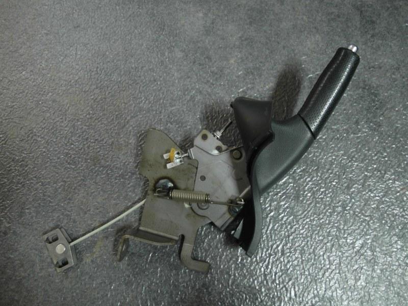 Ручка ручника Nissan X-Trail TNT31 QR25DE 2007