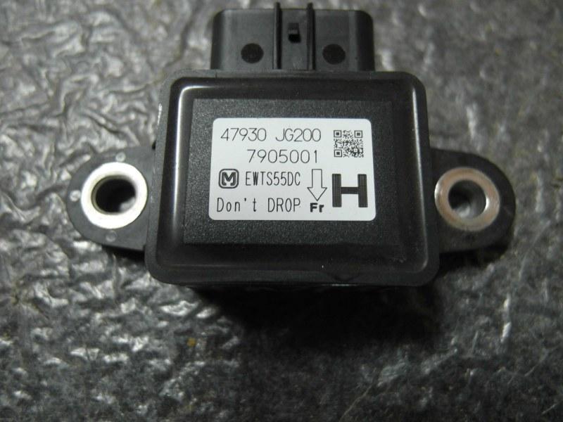 Датчик замедления Nissan X-Trail TNT31 QR25DE 2007