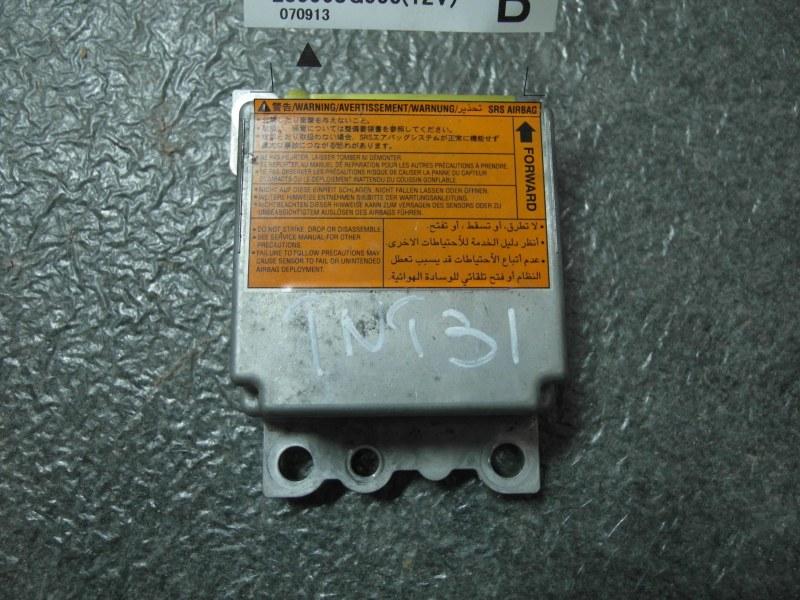 Блок управления airbag Nissan X-Trail TNT31 QR25DE 2007