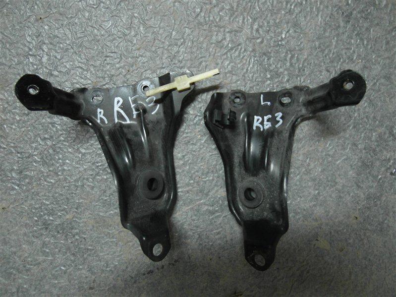 Кронштейн Honda Cr-V RE3 K24A 2007