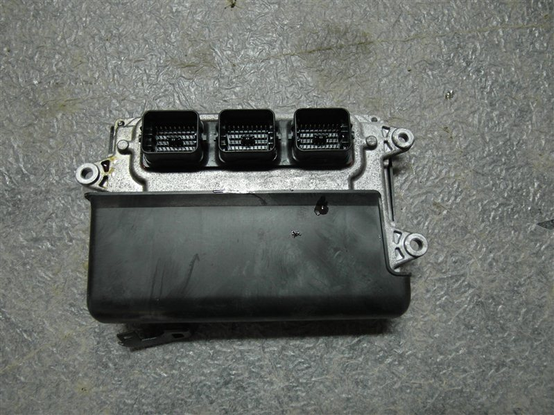 Блок управления efi Honda Cr-V RE3 K24A 2007