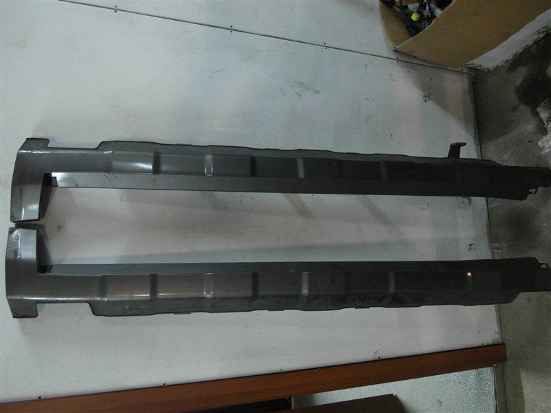 Накладка на порог Honda Cr-V RE3 K24A 2007
