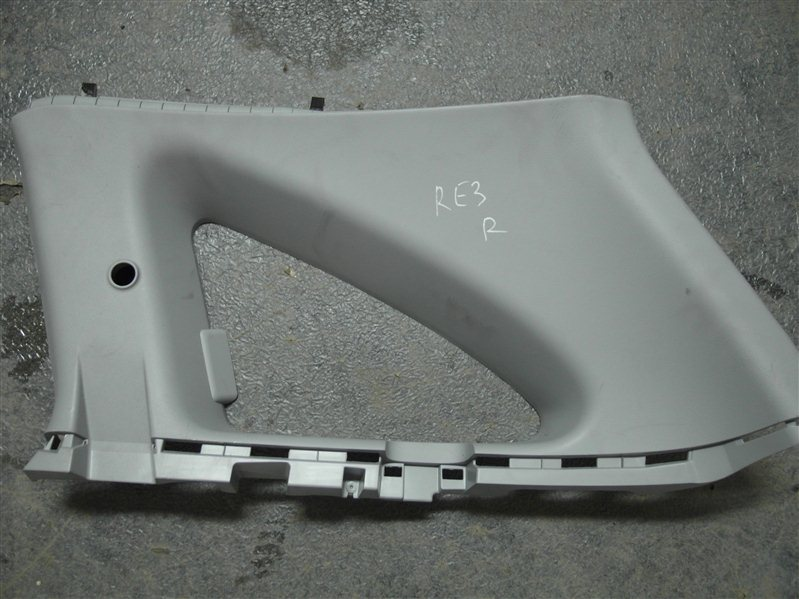 Обшивка багажника Honda Cr-V RE3 K24A 2007 правая