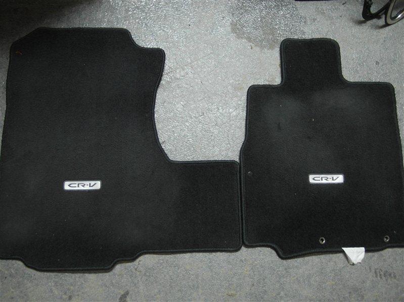 Коврики комплект Honda Cr-V RE3 K24A 2007