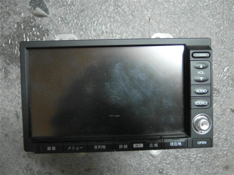 Магнитофон Honda Cr-V RE3 K24A 2007