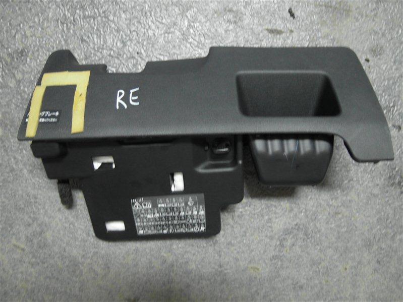Накладка на торпеду Honda Cr-V RE3 K24A 2007