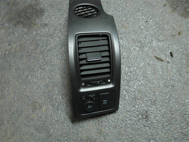 Воздуховод Honda Cr-V RE3 K24A 2007 правый