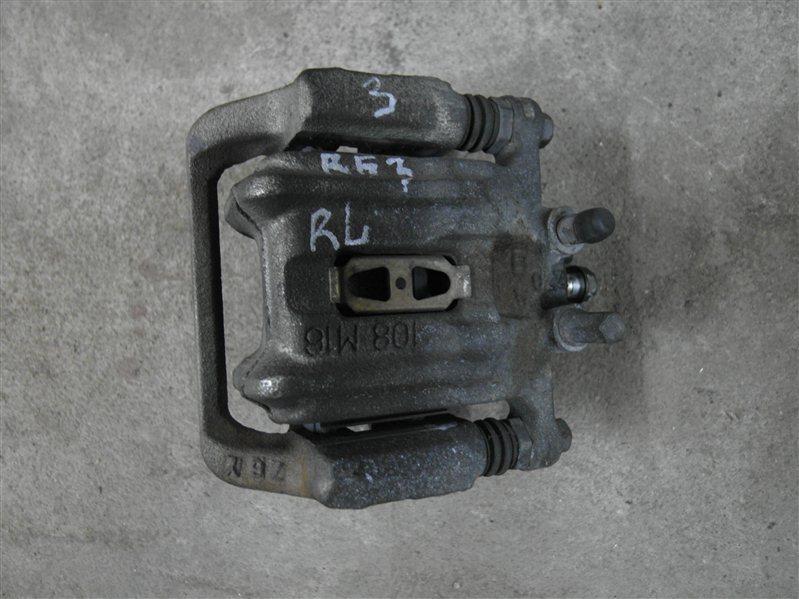 Суппорт Honda Cr-V RE3 K24A 2007 задний левый