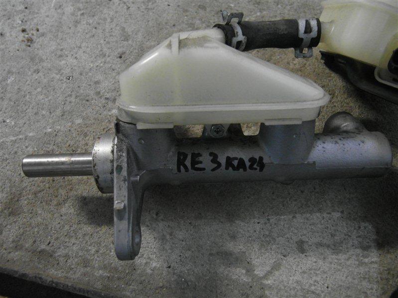 Главный тормозной цилиндр Honda Cr-V RE3 K24A 2007
