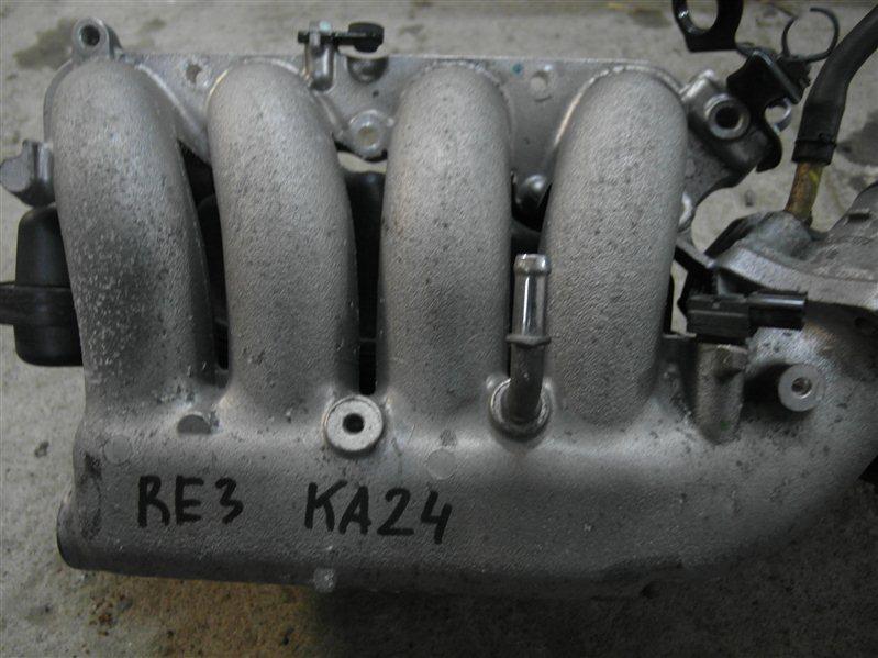 Коллектор впускной Honda Cr-V RE3 K24A 2007