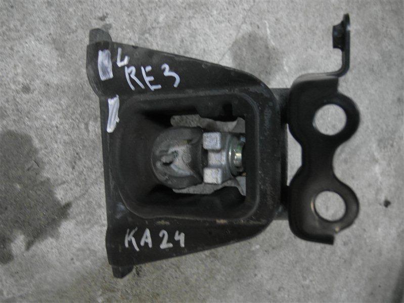 Подушка кпп Honda Cr-V RE3 K24A 2007 левая
