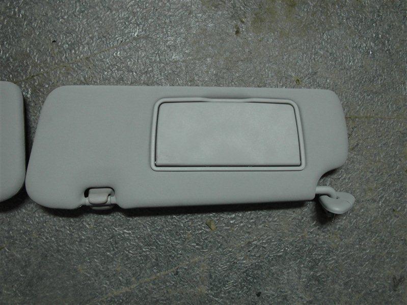Козырек Honda Cr-V RE3 K24A 2007 правый