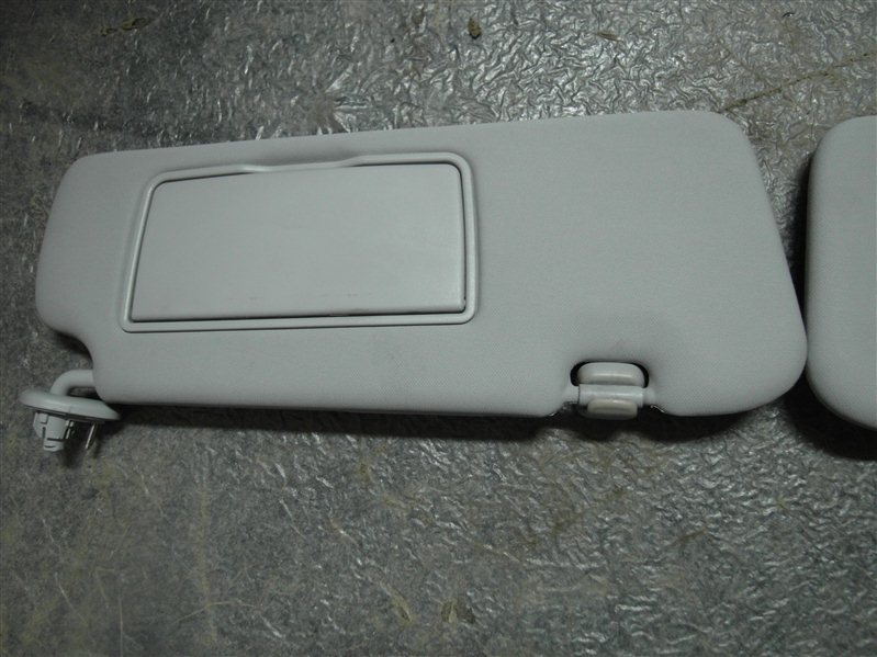 Козырек Honda Cr-V RE3 K24A 2007 левый