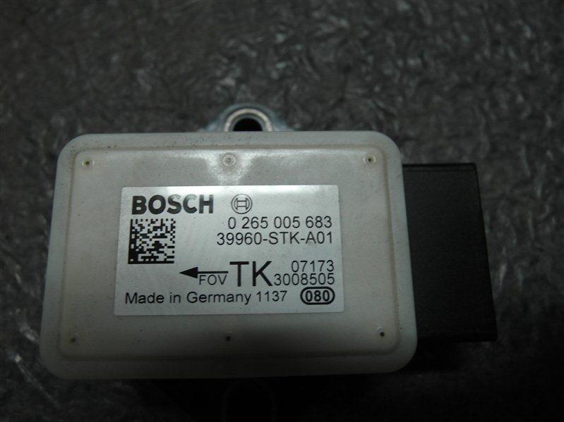 Датчик замедления Honda Cr-V RE3 K24A 2007
