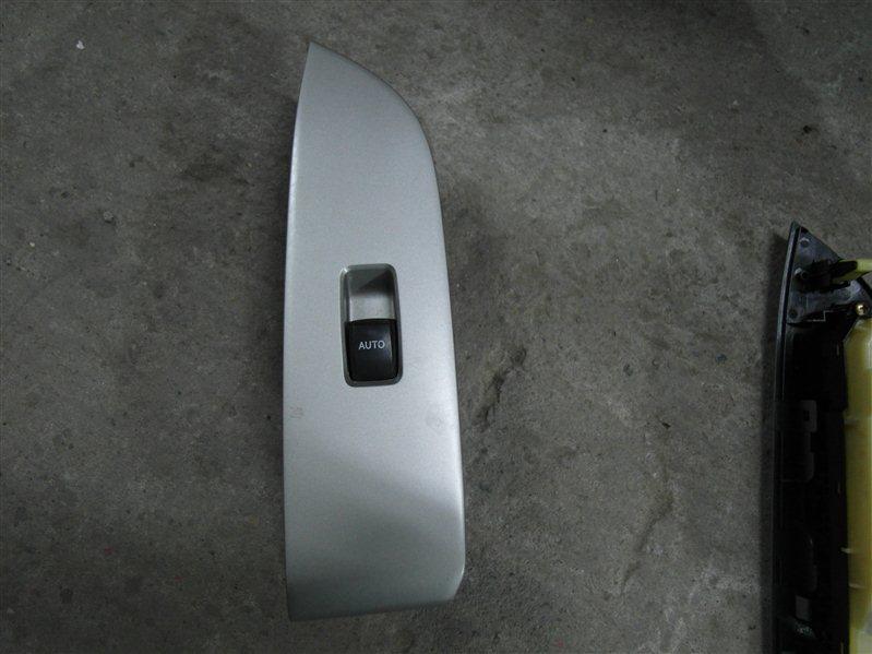 Кнопка стеклоподъемника Toyota Harrier MCU36 1MZ-FE 2003 задняя правая