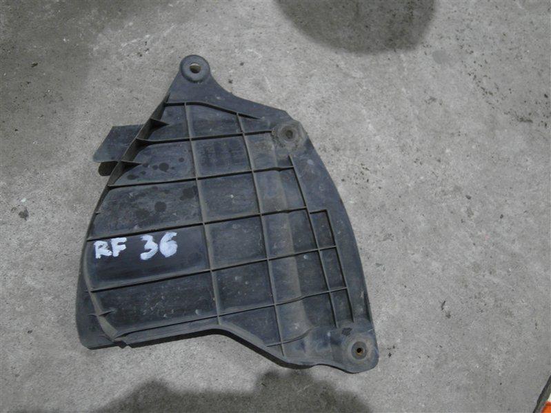 Защита двигателя Toyota Harrier MCU36 1MZ-FE 2003
