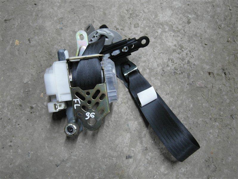 Ремень безопасности Toyota Harrier MCU36 1MZ-FE 2003 передний левый