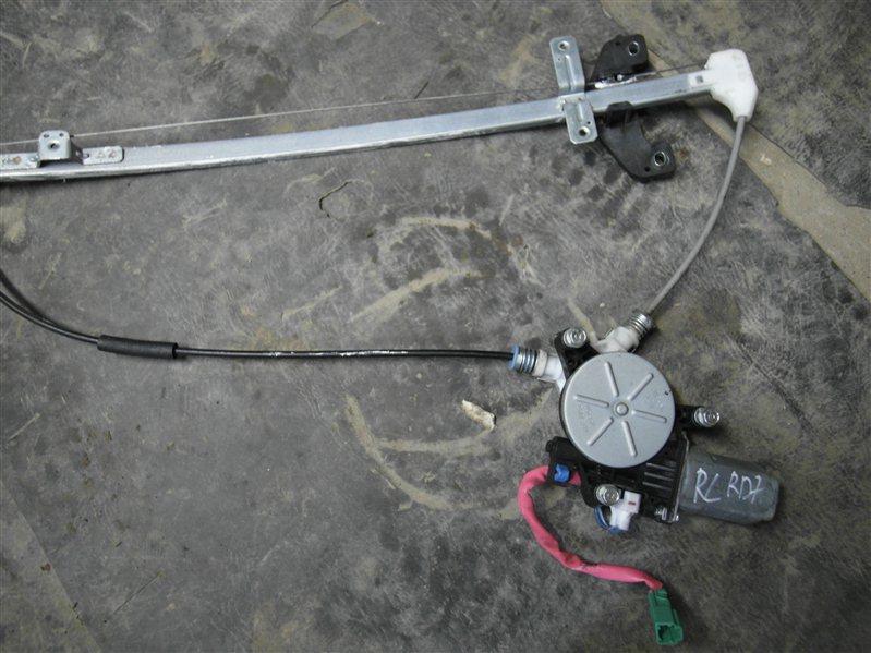 Стеклоподъемник Honda Cr-V RD7 K24A 2006 задний левый