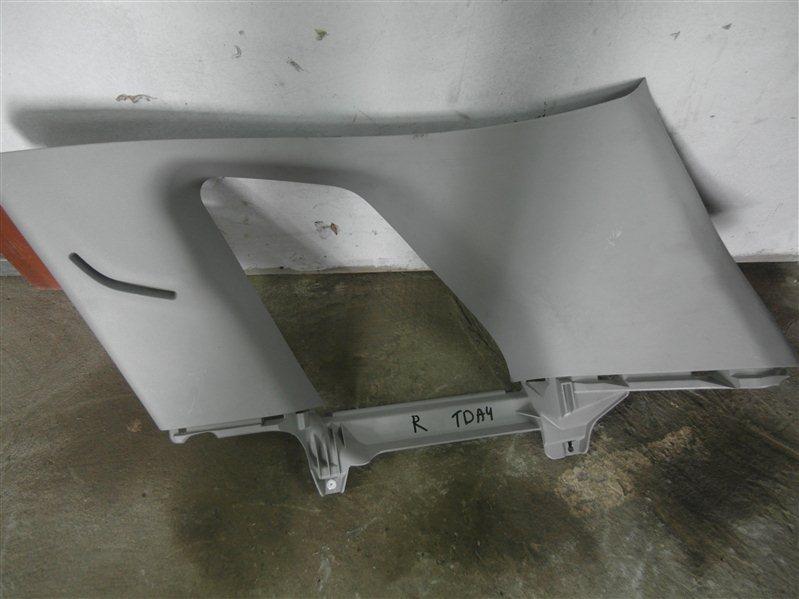 Обшивка багажника Suzuki Escudo/grand Vitara TDA4 J24B 2008 правая верхняя