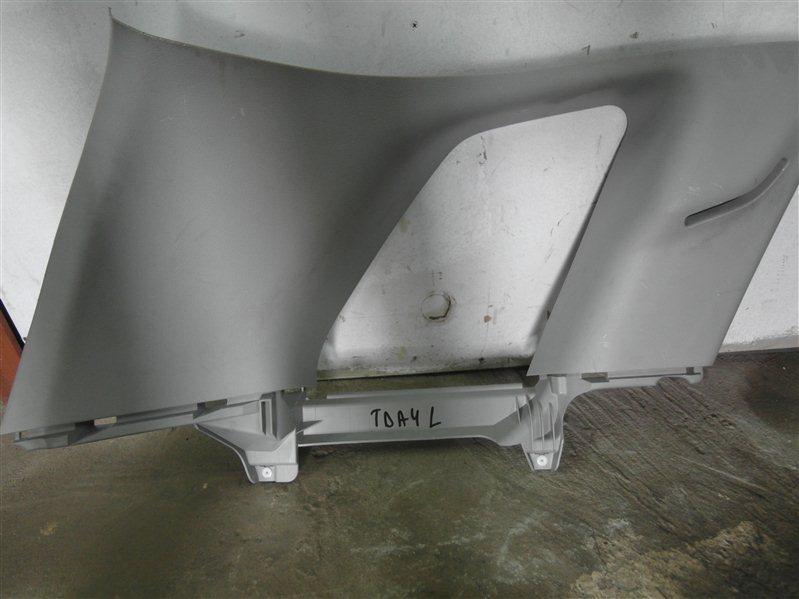 Обшивка багажника Suzuki Escudo/grand Vitara TDA4 J24B 2008 левая верхняя
