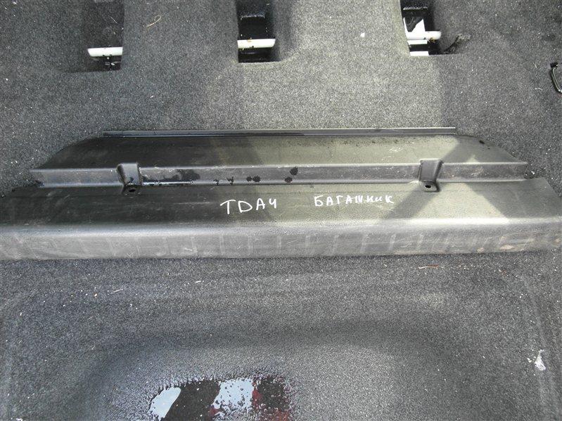 Накладка замка багажника Suzuki Escudo/grand Vitara TDA4 J24B 2008