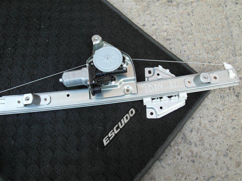 Стеклоподъемник Suzuki Escudo/grand Vitara TDA4 J24B 2008 задний левый