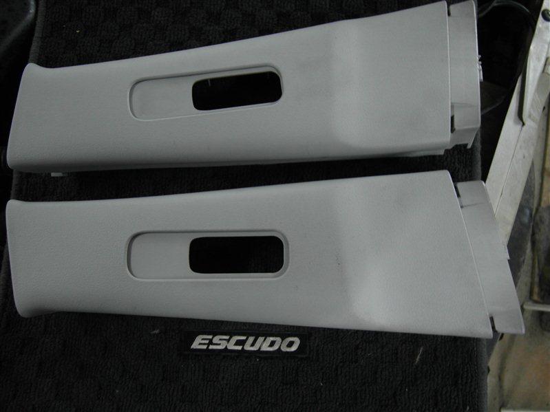 Накладка на стойку кузова Suzuki Escudo/grand Vitara TDA4 J24B 2008