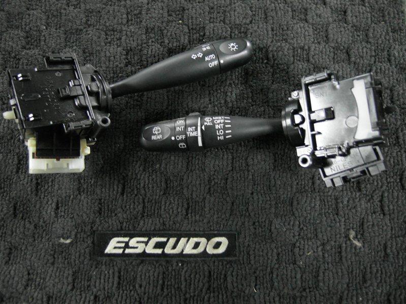 Переключатель поворотов Suzuki Escudo/grand Vitara TDA4 J24B 2008