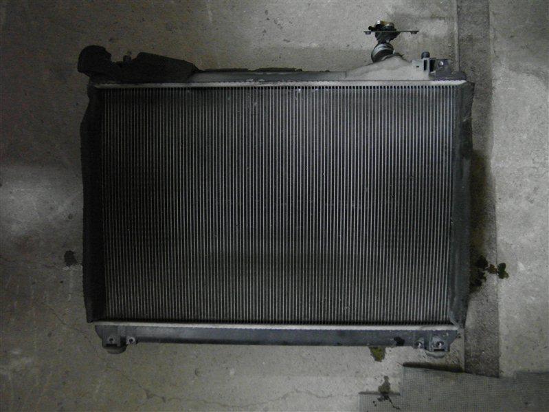Радиатор основной Suzuki Escudo/grand Vitara TDA4 J24B 2008
